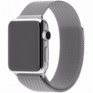 Pulseira de Apple Watch 38-40mm - Prata